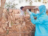 जिले में 30 नए पॉजिटिव मिले, इनमें ग्यारह अरनोद के, 14 दिन में चौथी बार 30 संक्रमित|धरियावद,Dhariyavad - Dainik Bhaskar