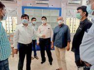 सदर का काेविड सेंटर भरने के बाद ही टीटीसी में भर्ती हाेंगे मरीज भागलपुर,Bhagalpur - Dainik Bhaskar