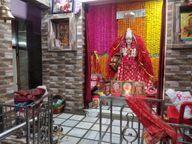 श्रीगंगानगर के इन मंदिरों में है चौरासी घंटों वाली मां चिंतपूर्णी, भक्तों की आस्था से स्थापित हुआ स्वरूप|श्रीगंंगानगर,Sriganganagar - Dainik Bhaskar