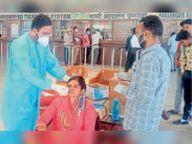बाहरी राज्यों में जाने वाले रेल यात्रियों को टिकट करवानी पड़ रही कैंसिल|बठिंडा,Bathinda - Dainik Bhaskar