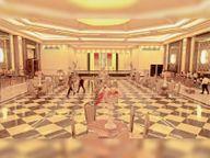 रात में होने वाली 50% शादियां दिन में शिफ्ट, तो कुछ ने की स्थगित|रोहतक,Rohtak - Dainik Bhaskar