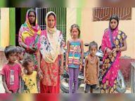 लदौरा में चेचक से 25 लाेग बीमार गांव में नहीं पहुंची विभाग की टीम|मुजफ्फरपुर,Muzaffarpur - Dainik Bhaskar