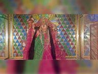 200 साल से नाहरसिंह माता मंदिर में देते हैं नींबू का प्रसाद|बांसवाड़ा,Banswara - Dainik Bhaskar
