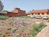 शहजादपुर में नहीं हाेती सफाई, पानी निकासी भी ठप, ग्रामीणों ने की नगरपालिका बनाने की मांग अम्बाला,Ambala - Dainik Bhaskar