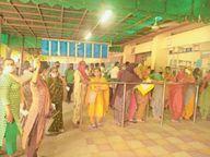 दो बुजुर्गों की कोरोना से मौत, तीन दिन से आ रहे 300 से अधिक केस, छह दिन का पॉजिटिविटी रेट 15.87 पहुंचा करनाल,Karnal - Dainik Bhaskar