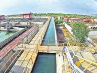 गर्मी से पहले बीसलपुर का पानी 4 लाख लोगों को मिलना था; अभी 70 हजार को भी नहीं मिला|जयपुर,Jaipur - Dainik Bhaskar