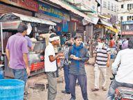 5 बजे बाजार बंद; शादी में 50, अंत्येष्टि में 20 लोग शामिल होंगे|नागौर,Nagaur - Dainik Bhaskar