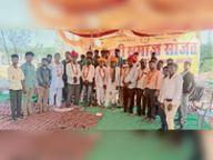 बावरी समाज के सम्मान समारोह में 200 प्रतिभाओं को किया सम्मानित पाली,Pali - Dainik Bhaskar
