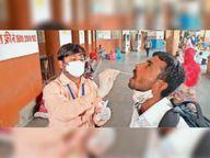 15 दिन में 1980 पॉजिटिव, 21 की मौत, 272 नए केस, संक्रमण दर 14.49%, 160 ऑक्सीजन पर|अजमेर,Ajmer - Dainik Bhaskar