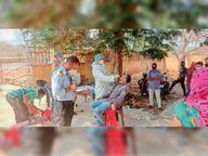 जांच की रफ्तार धीमी; 841 ने ही कराई जांच, 159 की नहीं आई रिपोर्ट, सिर्फ 69 नए मरीज मिले|भिलाई,Bhilai - Dainik Bhaskar