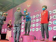 दो स्वर्ण जीतने वाली भारत की पहली महिला पहलवान बनीं सरिता|सोनीपत,Sonipat - Dainik Bhaskar