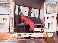 3 माह में 16 गुना बढ़े मरीज तो ऑक्सीजन की खपत दोगुनी, रोज लग रहे 260 सिलेंडर|भागलपुर,Bhagalpur - Dainik Bhaskar