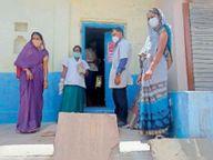 करवड़ प्राथमिक उप स्वास्थ्य केंद्र में करीब 14 दिन नहीं होंगे टेस्ट झाबुआ,Jhabua - Dainik Bhaskar