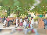 कोरोना ड्यूटी से मना किया तो प्रशिक्षु नर्सों को हॉस्टल से निकाला|धमतरी,Dhamtari - Dainik Bhaskar
