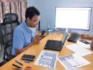 14 अन्य निजी अस्पतालों में भी काेविड मरीजाें का इलाज आरंभ|धनबाद,Dhanbad - Dainik Bhaskar