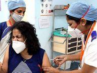 कल से हुसैनाबाद पीएचसी में भी मिलेगी काेवैक्सीन, पीएचसी के एक वायल में 10 डाेज रहेगा|भागलपुर,Bhagalpur - Dainik Bhaskar