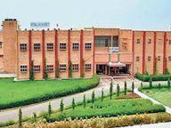 नियम विरुद्ध रजिस्ट्रार का चार्ज फाइनेंशियल एडवाइजर को दिया; नई कुलसचिव नेहा गिरि ने अब तक नहीं किया जॉइन|जोधपुर,Jodhpur - Dainik Bhaskar