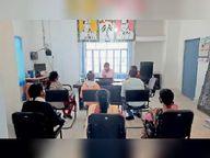 प्रभारी सीडीपीओ ने बैठक में गर्भवतियों के प्रसव से पूर्व तैयारियों को लेकर की चर्चा|दिघलबैंक,Dighalbank - Dainik Bhaskar