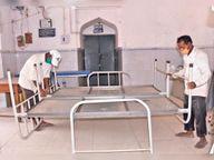 दाे दर्जन से ज्यादा मरीज मायागंज से पहुंचे सदर, केवल मरहम पट्टी कर वापस भेजा|भागलपुर,Bhagalpur - Dainik Bhaskar