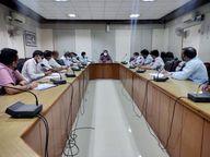 185 नए पॉजिटिव आए सामने, 1 की मौत, एक्टिव मरीज 831 हुए; कुल संक्रमितों का आंकड़ा हुआ 11778|नागौर,Nagaur - Dainik Bhaskar