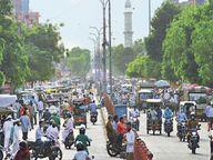 सीएम से पूछा- कपड़ा-ज्वेलरी कारोबारियों से क्या कोरोना की दुश्मनी है; शादियों में ही व्यापार पर राहत नहीं|जयपुर,Jaipur - Dainik Bhaskar