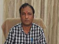 सीएमएचओ डॉ.मेहरड़ा कोरोना संक्रमित, 28 नए कारोना रोगी आए सामने, चिकित्साकर्मियों में चिंता|श्रीगंंगानगर,Sriganganagar - Dainik Bhaskar