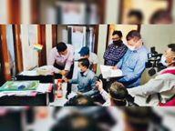 पॉजिटिव मरीज को निगेटिव रिपोर्ट दे रही थी लैब, डोगरा लैब की कोविड टेस्टिंग यूनिट सील, ब्लैक लिस्ट करने की सिफारिश|अम्बाला,Ambala - Dainik Bhaskar
