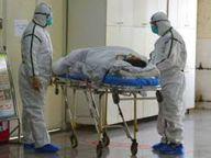 अस्पतालों में एक भी बेड खाली नहीं, मरीजों को लिए अस्पताल-अस्पताल भटक रहे परिजन|मुजफ्फरपुर,Muzaffarpur - Dainik Bhaskar