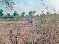 कोरोना एक दर्द अनेक; कांडेकेला में कोरोना मृतक के शव को छूने से परिजनों और पड़ोसियों ने किया इंकार|रायपुर,Raipur - Dainik Bhaskar