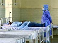775 डिस्चार्ज; 1193 नए मरीज मिले, 30 की मौत|बिलासपुर,Bilaspur - Dainik Bhaskar