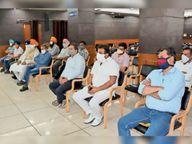 '500 बेड वाले काेविड अस्पताल में मरीजों व उनके परिजनाें की सेवा में आगे आएं संस्थाएं'|पानीपत,Panipat - Dainik Bhaskar