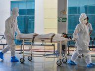 कोरोना के 99 नए राेगी; 9 की मौत, 414 मरीज ठीक होकर घर पहुंचे|श्रीगंंगानगर,Sriganganagar - Dainik Bhaskar