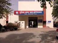 340 रुपए का ऑक्सीजन सिलेंडर बेच रहे थे ढाई हजार में, देर रात पुलिस ने धर दबोचा; 19 सिलेंडर बरामद|श्रीगंंगानगर,Sriganganagar - Dainik Bhaskar