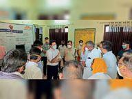 हालात बिगड़ने से रोकने कलेक्टर-एसपी ने दिए सख्ती के निर्देश, पीपाड़, बिलाड़ा, आसोप, भोपालगढ़ व बावड़ी में लिया व्यवस्थाओं का जायजा जोधपुर,Jodhpur - Money Bhaskar