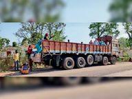 कोविड टेस्टिंग के बाद 97 मजदूरों को कराया नाश्ता, फिर बलौदाबाजार रवाना किया राजनांदगांव,Rajnandgaon - Money Bhaskar