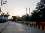 मई महीने में दूसरी बार दिन का तापमान 40 डिग्री से कम, रात का पारा तीन दिन से 25 डिग्री से ज्यादा|रतलाम,Ratlam - Money Bhaskar
