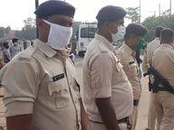 दूसरी लहर में प्रदेश के 2600 पुलिसकर्मी संक्रमित, 40 हजार को लगा दूसरा डोज|रायपुर,Raipur - Money Bhaskar