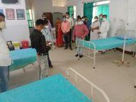 रिनोवेशन के लिए विधायक मद से दिए 77 लाख रुपए, ग्रामीण इलाके में ICU सुविधा वाला CHC|बांसवाड़ा,Banswara - Dainik Bhaskar