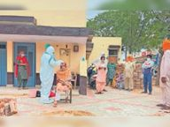 कोरोना से 12 की मौत, 891 नए केस मिले संक्रमण रोकने को गांवों में सैंपलिंग शुरू बठिंडा,Bathinda - Dainik Bhaskar