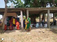 70 से ज्यादा मिले लोग, वर-वधू के पिता पर केस दर्ज|होशंगाबाद,Hoshangabad - Dainik Bhaskar