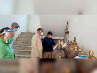 विधायक ने सदर अस्पताल का किया औचक निरीक्षण, दिए कई निर्देश|समस्तीपुर,Samastipur - Dainik Bhaskar