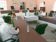 कोरोना में जनप्रतिनिधियों ने दिया चिकित्सा व्यवस्थाओं को सम्बल, संक्रमितों को जिला अस्पताल व सीएचसी में ही मिलेगा इलाज, गीजगढ़ में लगेगा ऑक्सीजन प्लांट|राजस्थान,Rajasthan - Dainik Bhaskar