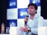 शरद विवेक सागर का डेक्सटेरिटी ग्लोबल इस साल भी 1000 युवाओं को देगा इंटर्नशिप-ट्रेनिंग का मौका, 25 मई तक करें अप्लाई|पटना,Patna - Dainik Bhaskar