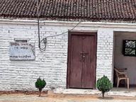 महामारी में भी नहीं खुल रहा मलटोलवा उप-स्वास्थ्य केंद्र|लौरिया,Lauria - Dainik Bhaskar