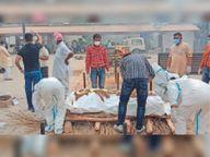 540 नए संक्रमित, 709 ने दी महामारी को मात, जिले में अब एक्टिव केसाें की संख्या 7264 बठिंडा,Bathinda - Dainik Bhaskar