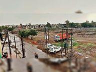 1 एमएम हुई बारिश, 18 से 21 मई तक अच्छी बारिश के आसार|पानीपत,Panipat - Dainik Bhaskar
