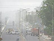 आज बाखासर के रास्ते आएगा तूफान; 50 किमी की रफ्तार से हवाएं चलेगी, आंधी-बारिश आएगी|बाड़मेर,Barmer - Dainik Bhaskar