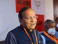 प्रदेश प्रभारी ने कहा- CM के मन में चोर इसलिए पीएम केयर फंड से मिले वेंटिलेटर्स चालू नहीं करवाए,ऑक्सीजन का जानबूझकर मिस-मैनेजमेंट किया|राजस्थान,Rajasthan - Dainik Bhaskar