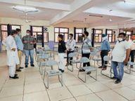 मेरिटोरियस स्कूल में लेवल 2 मरीजों का होगा फ्री ट्रीटमेंट, 25 बेड से शुरूआत बठिंडा,Bathinda - Dainik Bhaskar