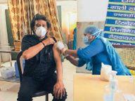 वैक्सीन की कमी से सिर्फ दो जगह ही लगे 18 से 44 साल के लोगों को टीके, इस आयुवर्ग के लिए 5 हजार डोज और मिली|रेवाड़ी,Rewari - Dainik Bhaskar
